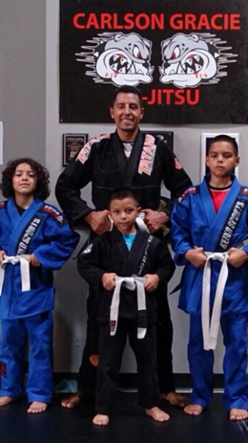 The Carlson Gracie MMA Team :Mixed Martial Arts, Boxing, Brazilian
