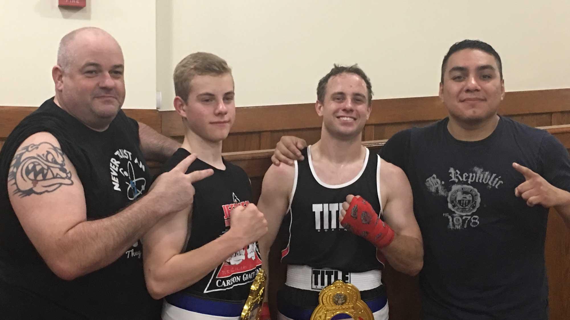 Boxing   Carlson Gracie Team MMA